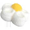 Marshmallow Blume weiss