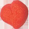 Marshmallow-Erdbeere